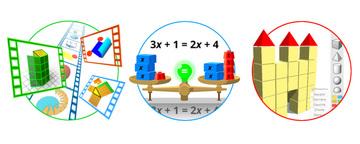 Logo des produits de mathématique